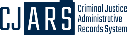 Criminal Justice Administrative Records System (CJARS)